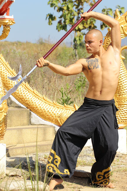 unleash your power within with master iain and shaolin kung fu